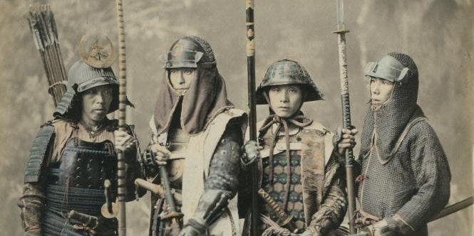 Самурай | средневековье вики | fandom