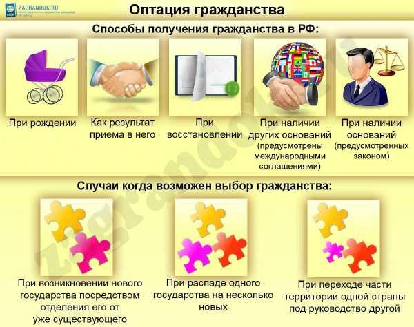Оптация это: определение, примеры, права