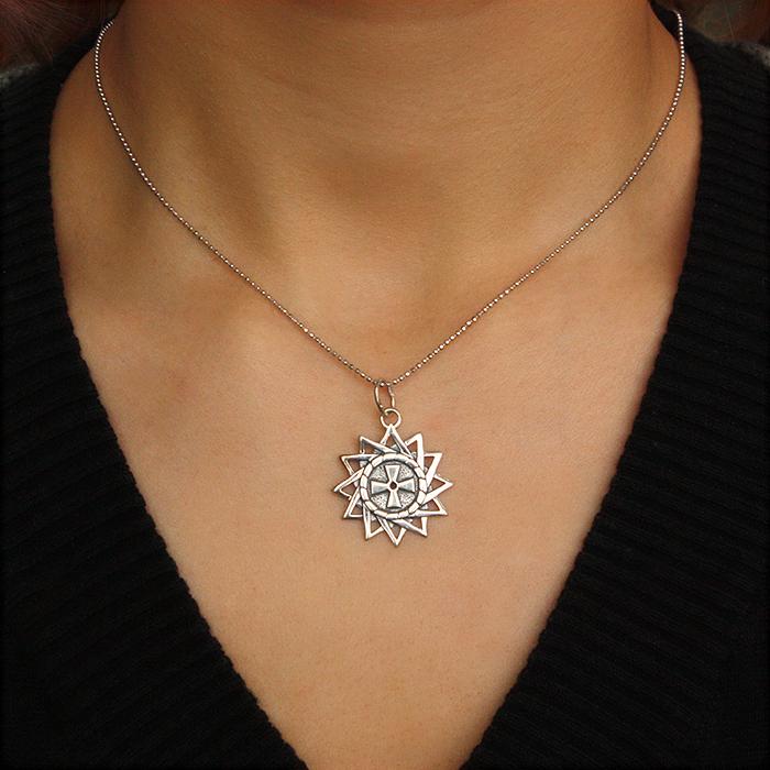 Звезда эрцгаммы - значение и сила древнейшего амулета