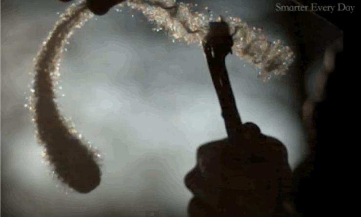 Капля принца руперта: почему обычное стекло выдерживает удар молотком — тестостерон