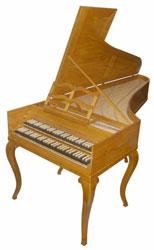 Клавесин википедия