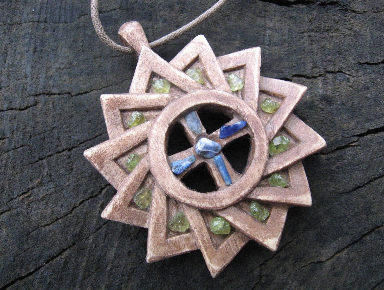 Звезда эрцгаммы - значение символа и его магические возможности