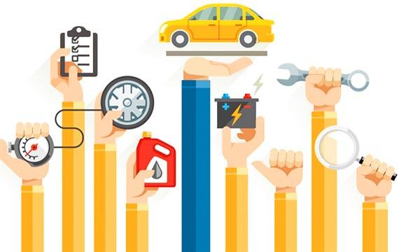 Техническое обслуживание автомобиля и уход за ним