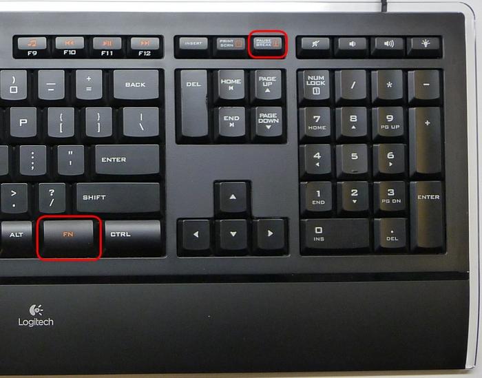 Клавиша scroll lock. для чего она нужна?