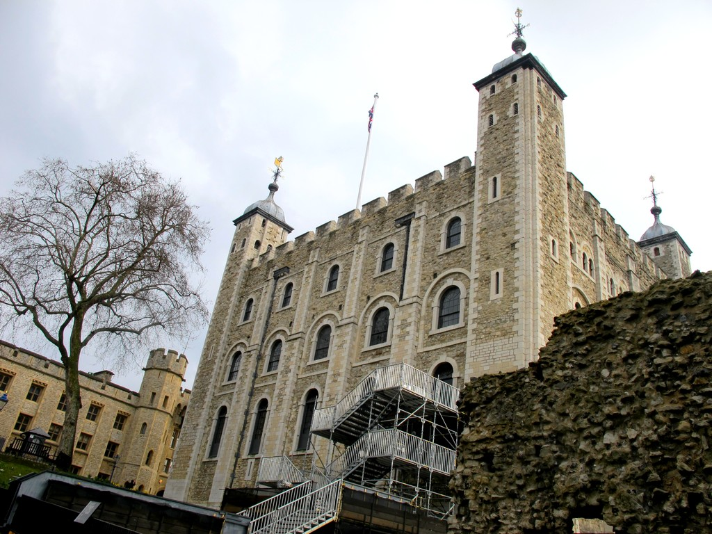 Лондонский тауэр (tower of london) — исторический центр лондона
