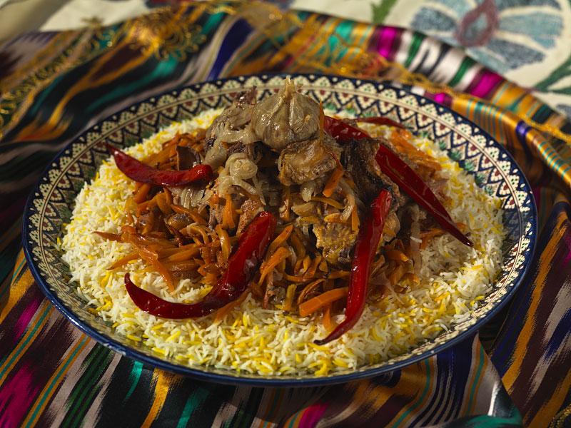 Рис девзира для узбекского плова