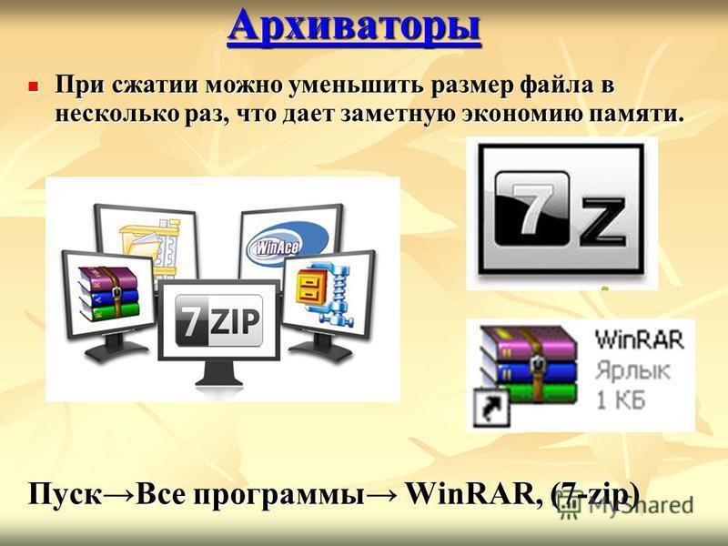 Архивация данных windows 7 и восстановление