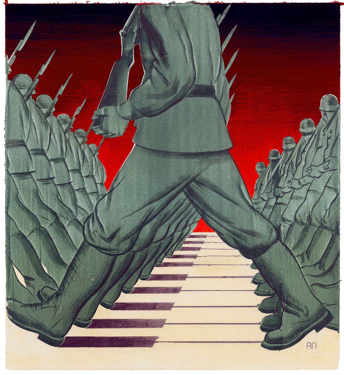 Что такое тоталитаризм