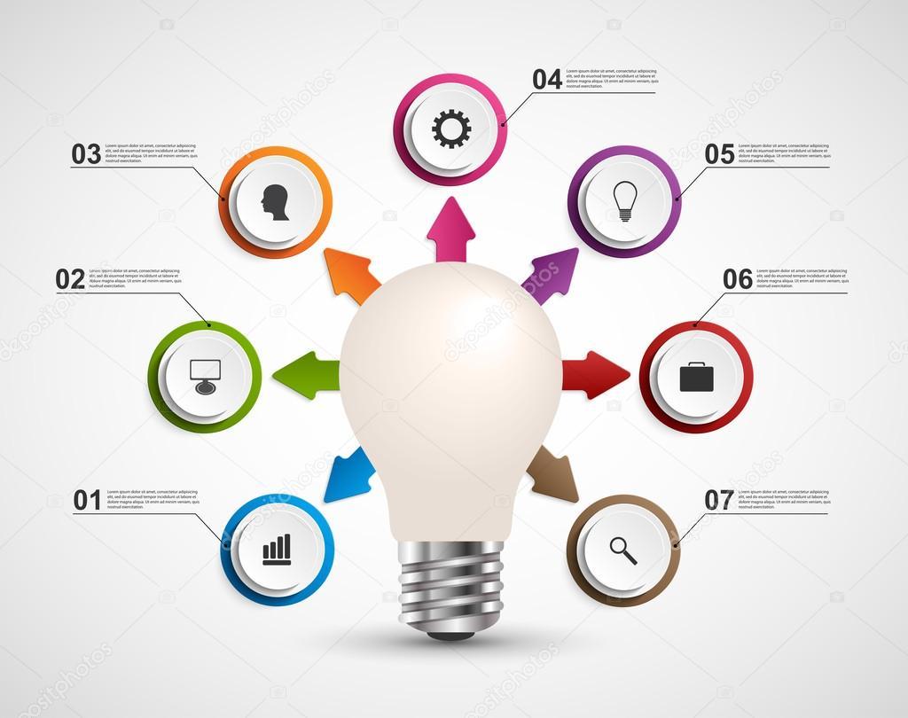 Что  такое инфографика и для чего ее применяют в презентациях?