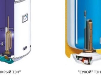 Виды электрических тэнов для нагревателей :: информационная статья компании полимернагрев