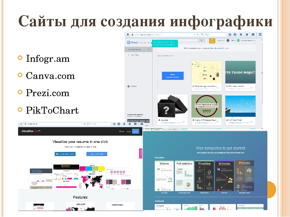 Что такое инфографика: примеры, виды, правила создания и принципы | calltouch.блог