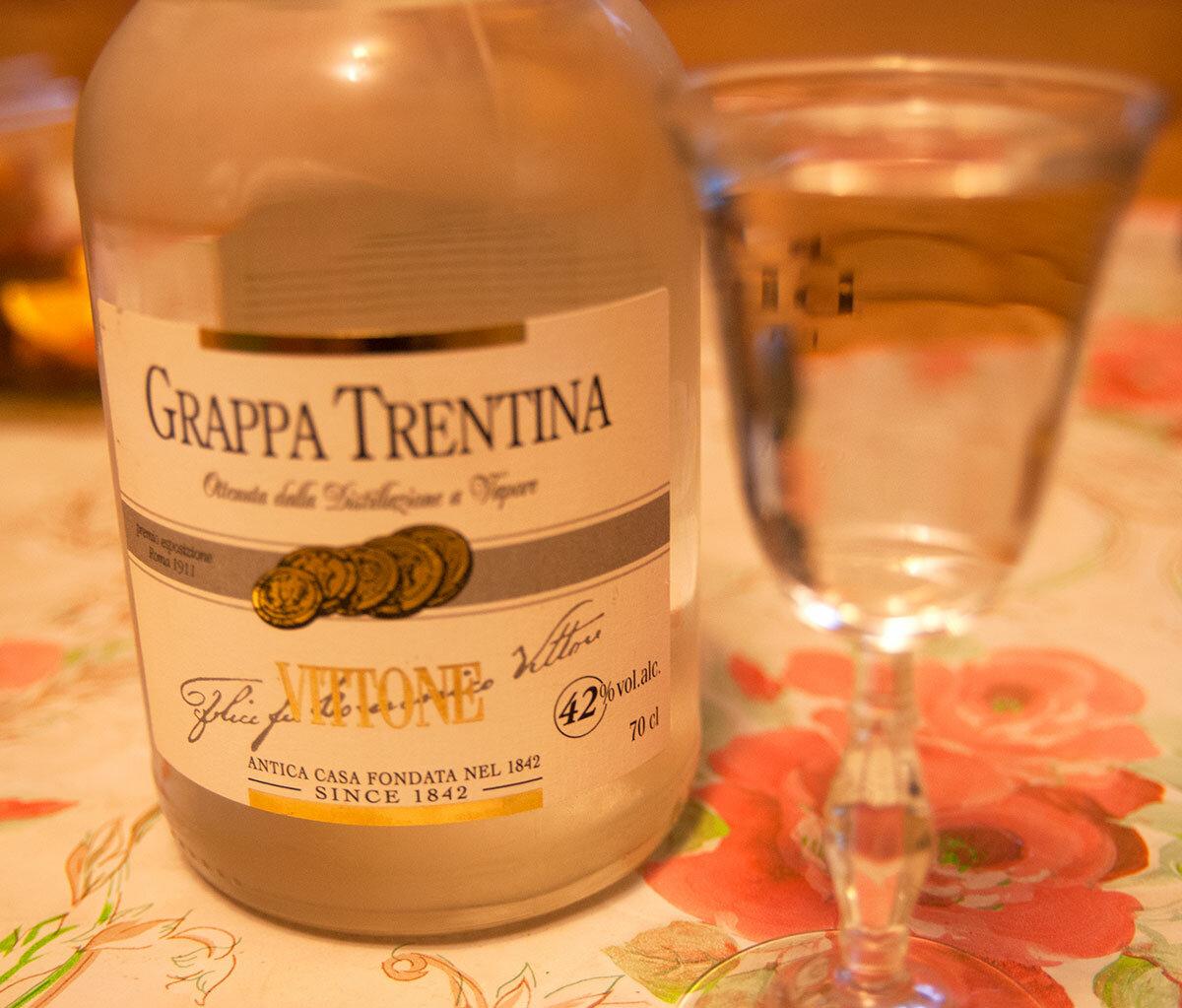 Как пить граппу – способы правильной дегустации