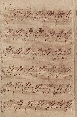 Прелюдия (музыка) - вики