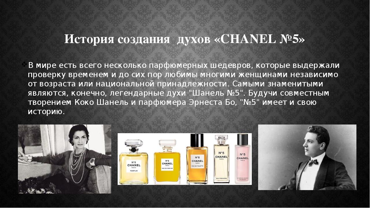 Названия духов на русском   parfum-terra