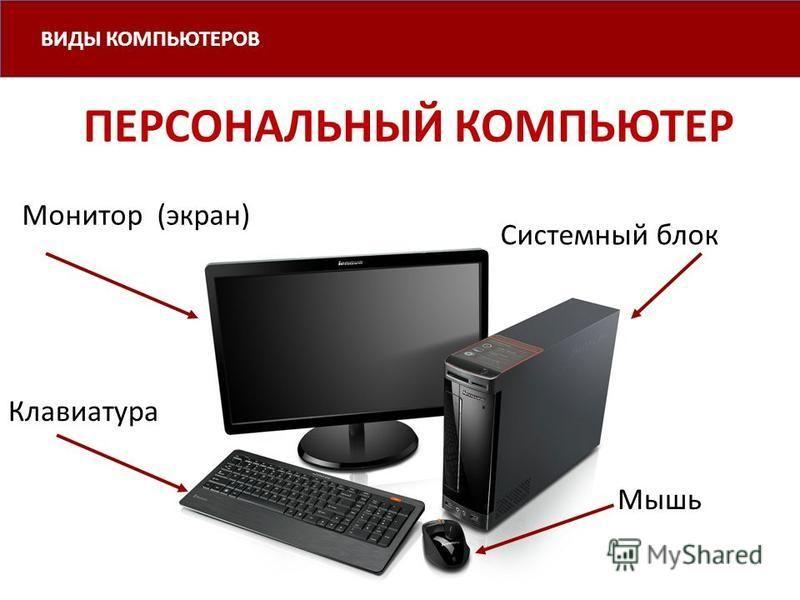 Из чего состоит компьютер? и что такое компьютер?
