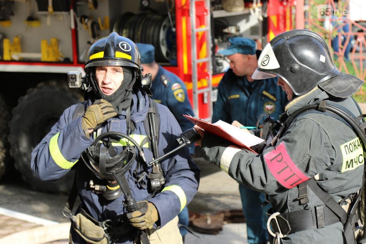 Обязанности ртп пожарная охрана - всё о пожарной безопасности