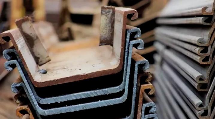 Шпунтовое ограждение: что это такое, виды шпунтов, методы шпунтирования, примеры и расчеты, цена крепления устройства из стальных труб и т.д.