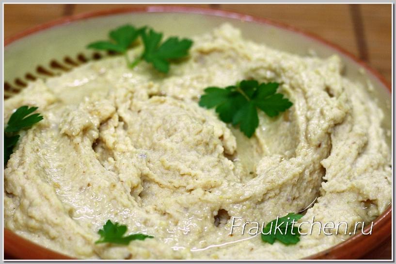 Что такое хумус и как его едят