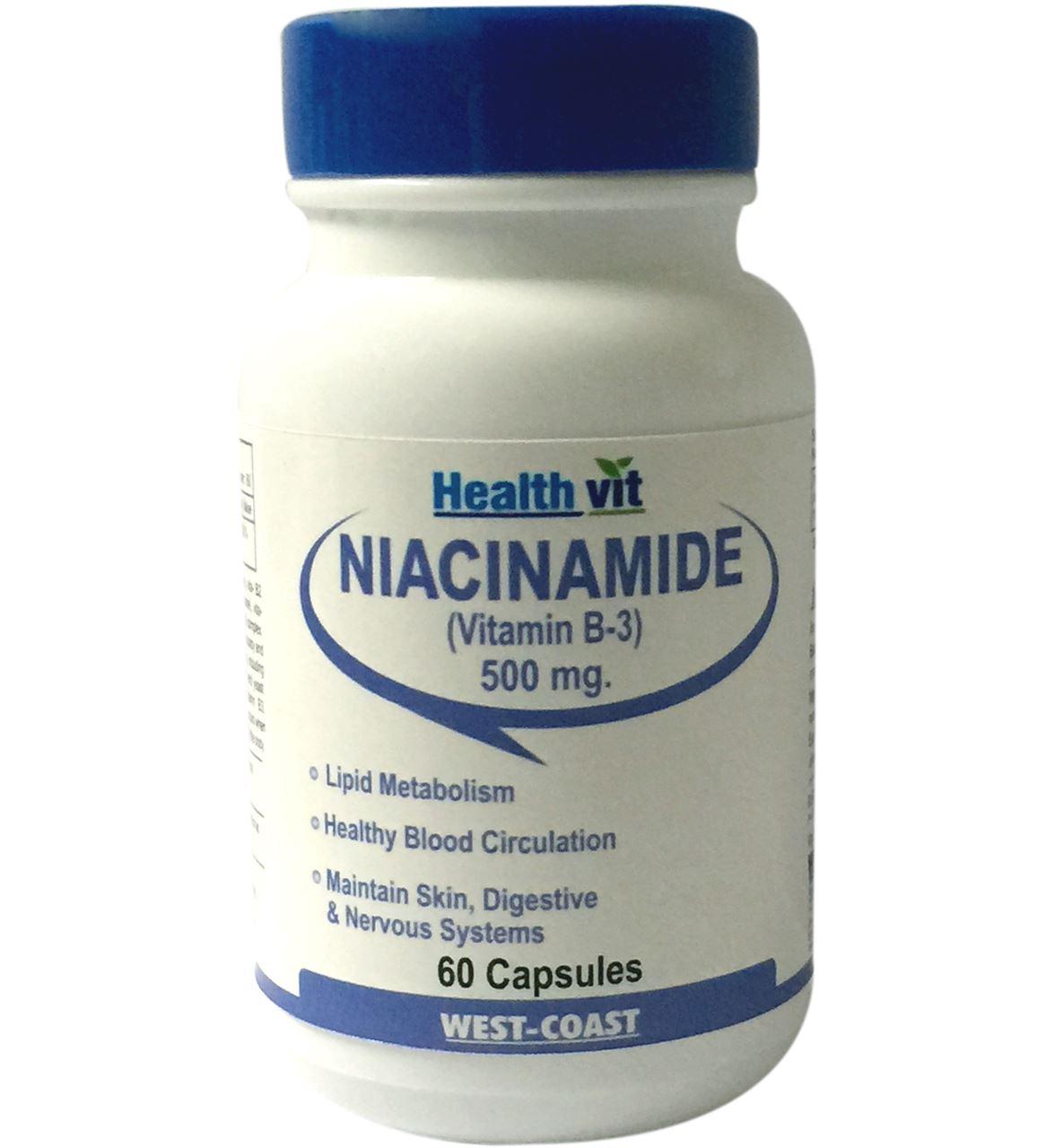 Ниациномид (никотиномид) – цены на препараты в аптеках и сети