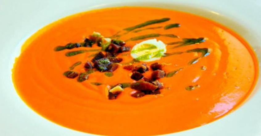 Сальморехо — холодный томатный суп