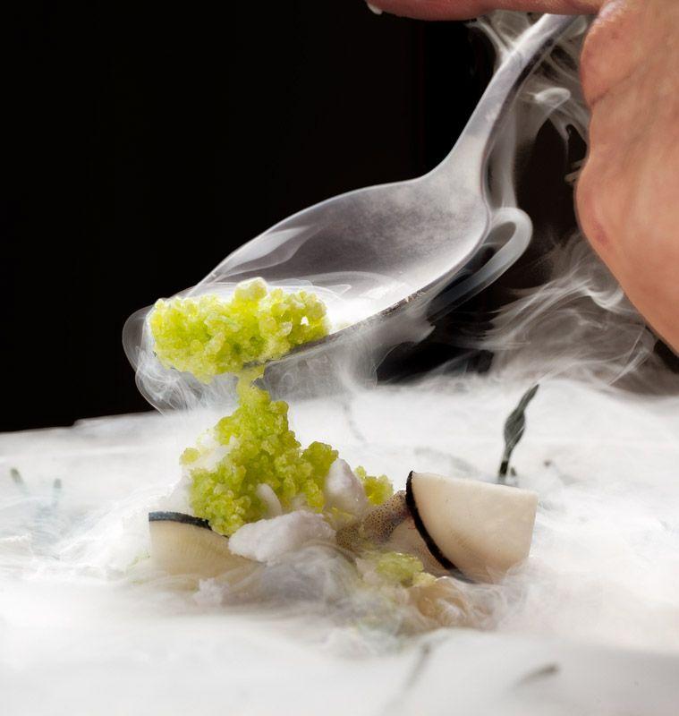 Что такое молекулярная кухня и где попробовать в минске?