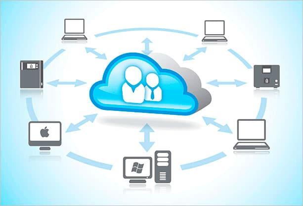 Облачное хранилище данных. как создать облако для хранения файлов.