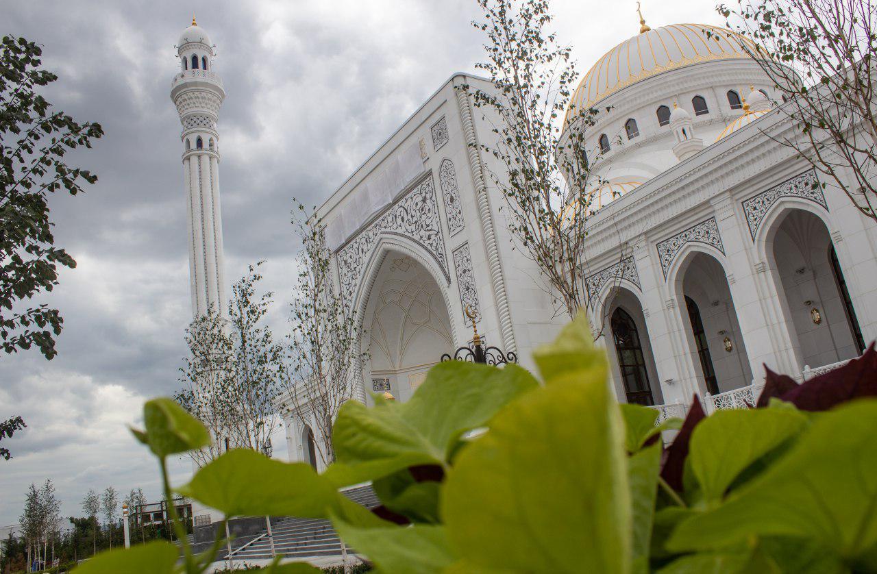 Самая большая мечеть в мире. рейтинг и фотографии