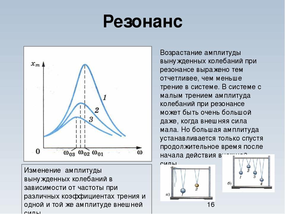 Резонанс — википедия с видео // wiki 2