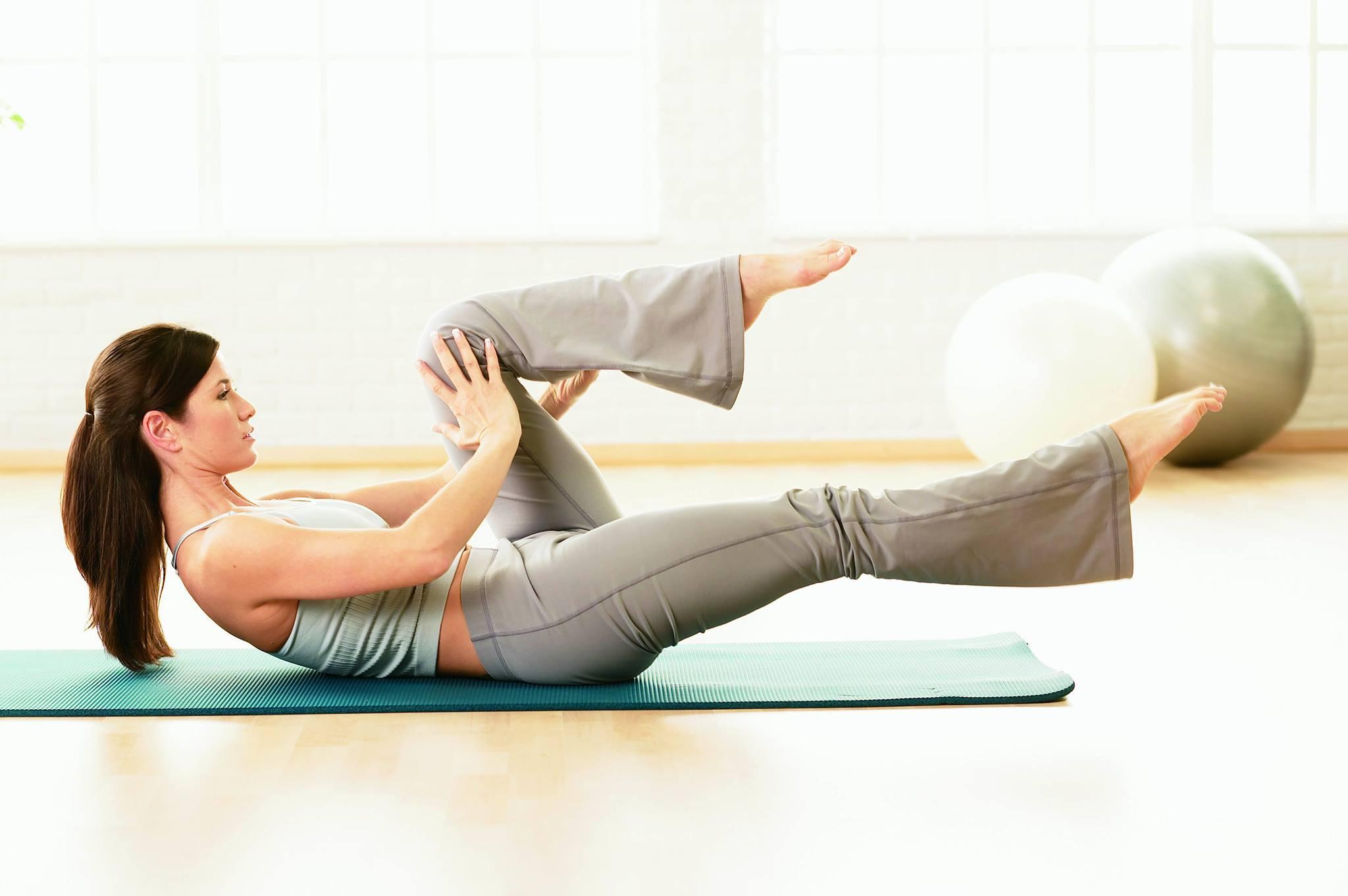 Калланетика для похудения: упражнения для начинающих • твоя семья - информационный семейный портал