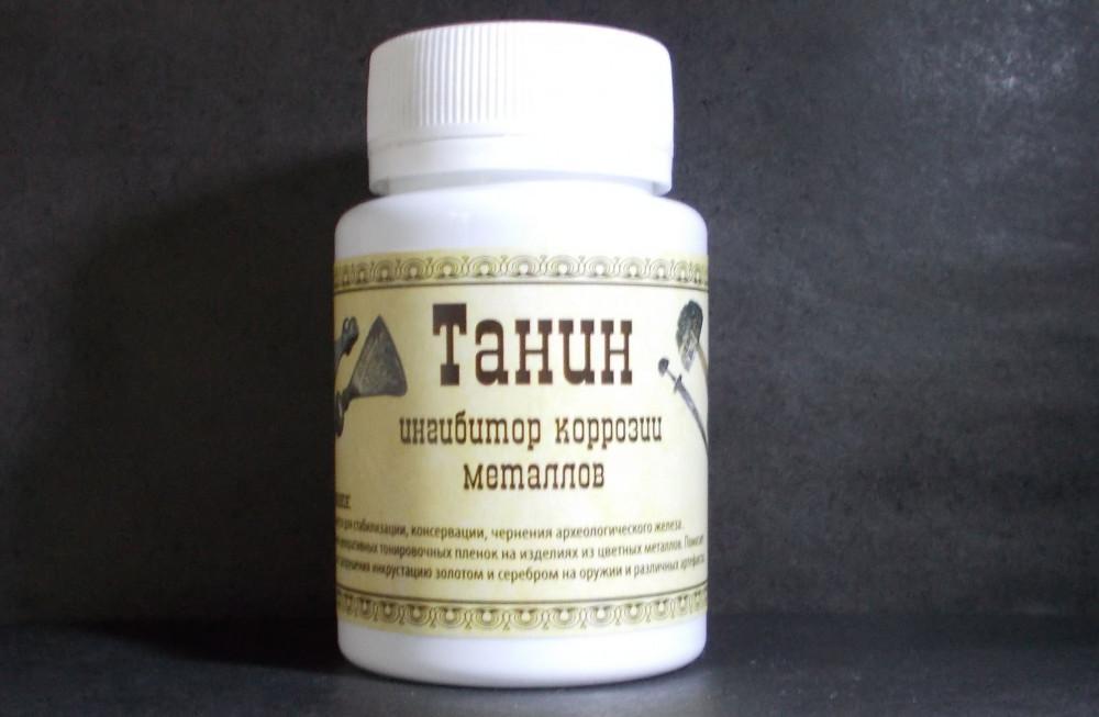 Танин (таннин) [lifebio.wiki]