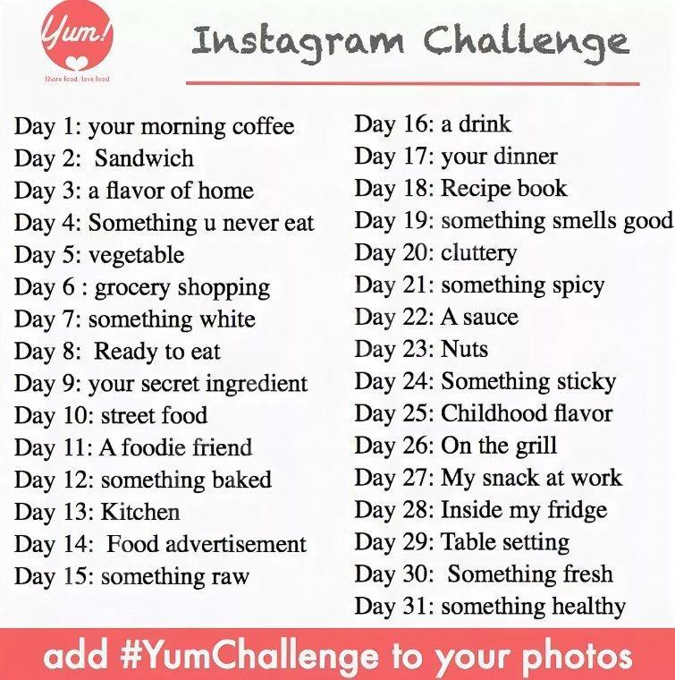 Самые интересные челленджи instagram, в которых участвовали звезды