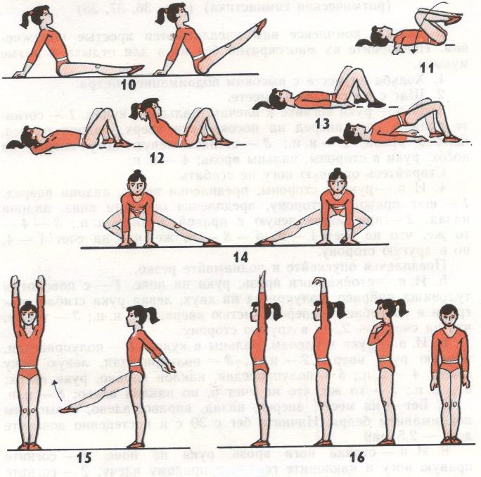 Утренняя зарядка: польза и эффективные комплексы упражнений