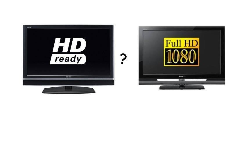 Что такое hd ready в телевизоре: отличие hd ready от других форматов.