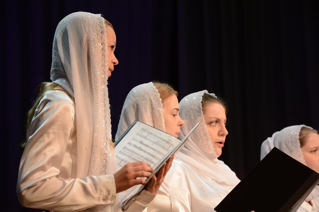 Духовная музыка (церковная)