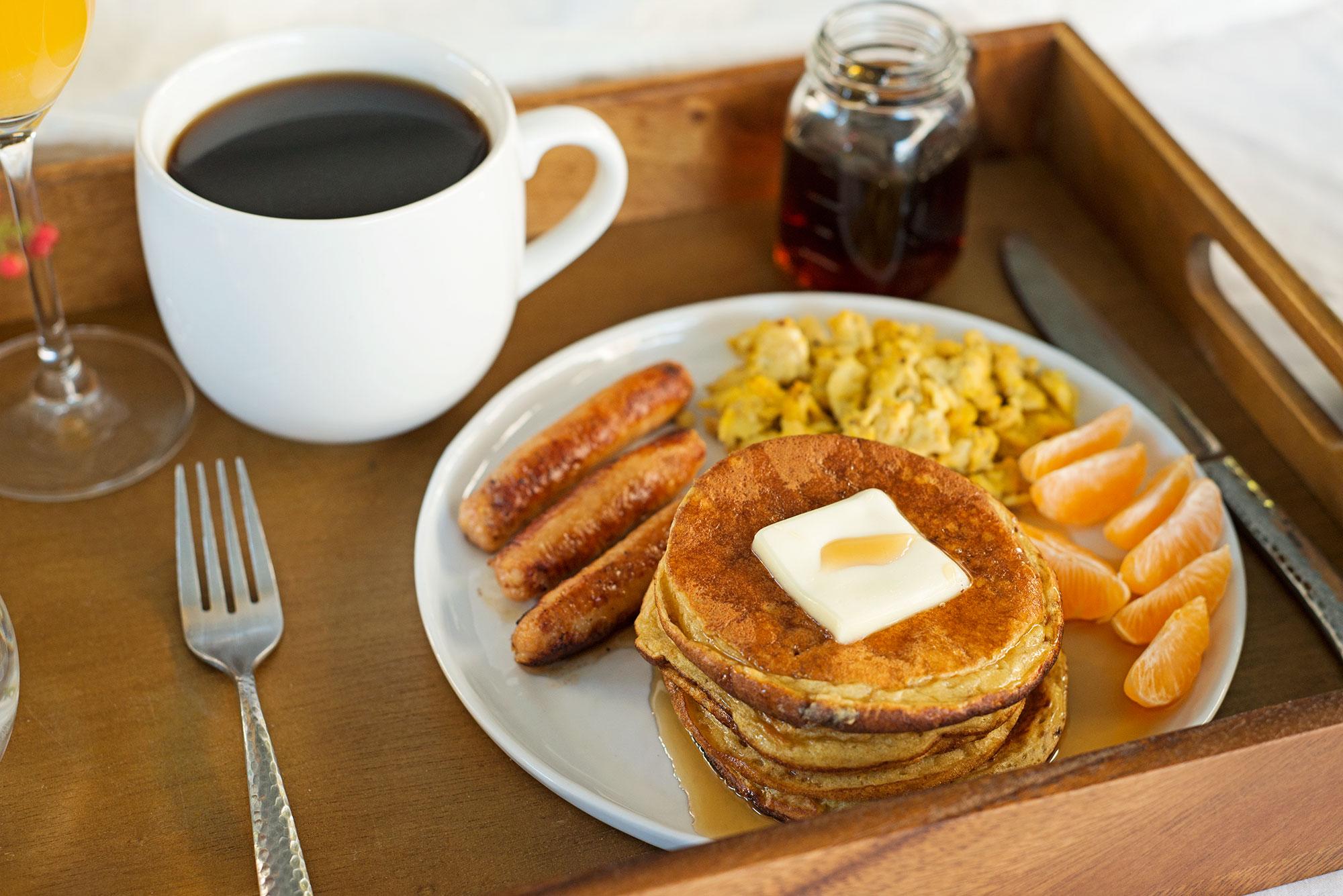 Быстрый завтрак
