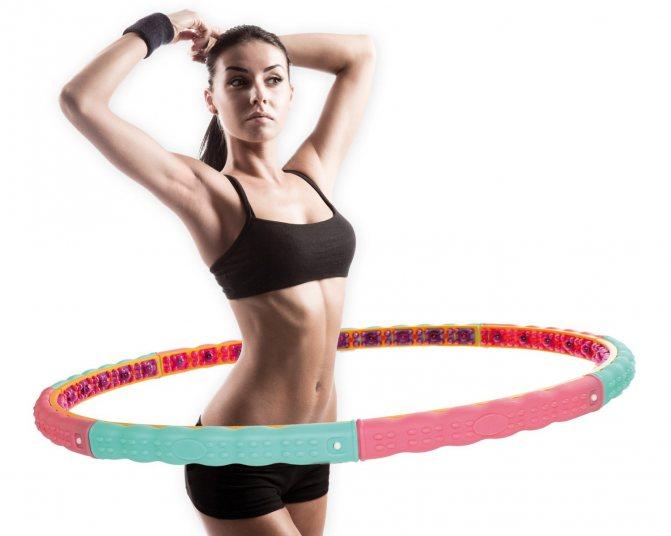 Обруч хулахуп для похудения - противопоказания к применению, польза и вред