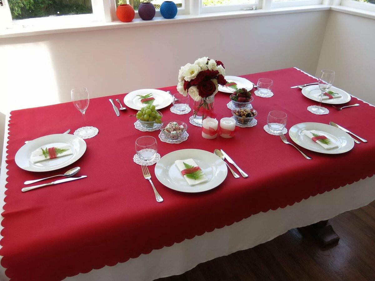 100 лучших идей: сервировка стола в домашних условиях на фото