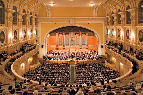 Филармония - это особое место, где живет истинная музыка :: syl.ru