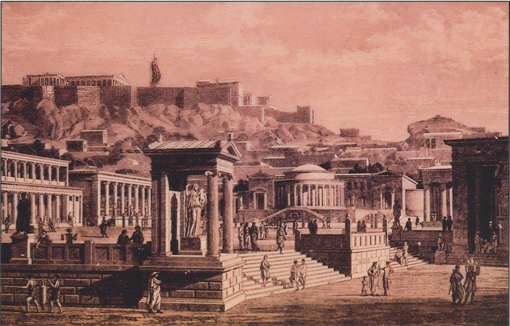 Города-государства греции - список, описание, фото