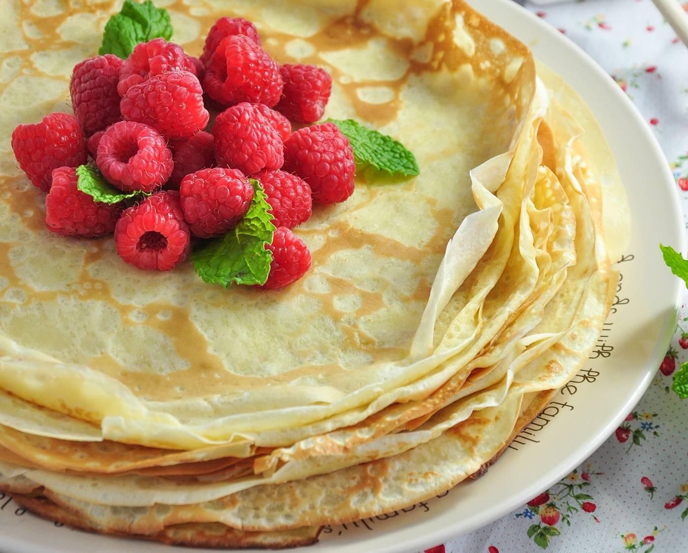 Блины русское блюдо: история и традиции — щи.ру