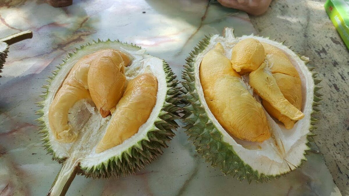 """Дуриан фрукт польза и вред """"вонючего фрукта"""""""