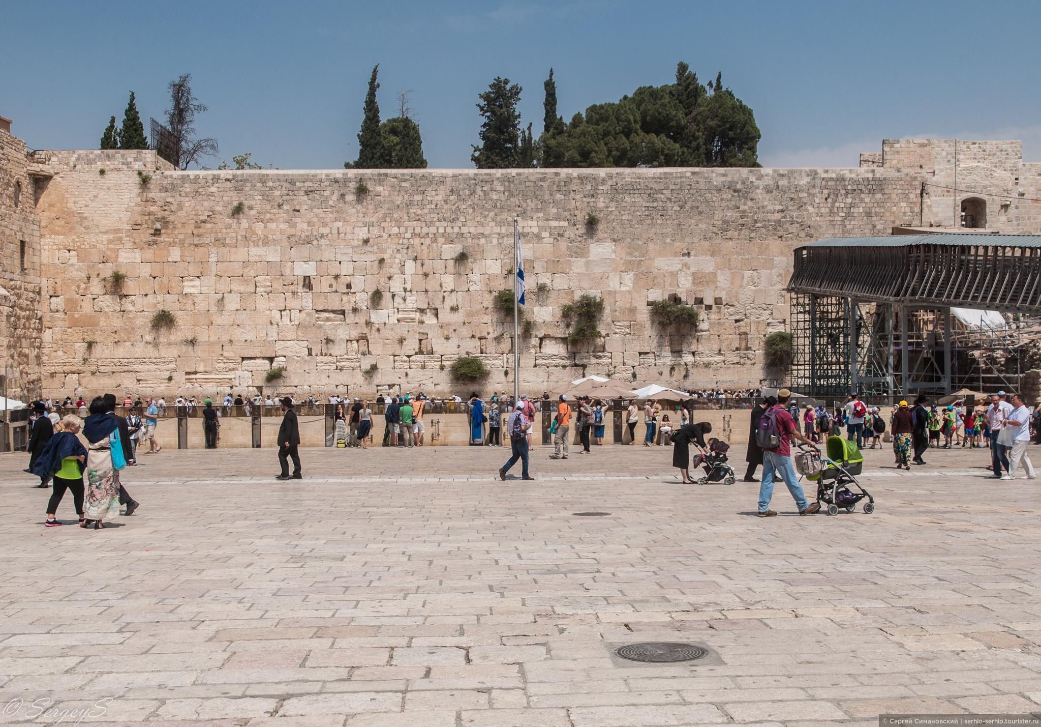 Где находится стена плача в иерусалиме и что о ней надо знать?