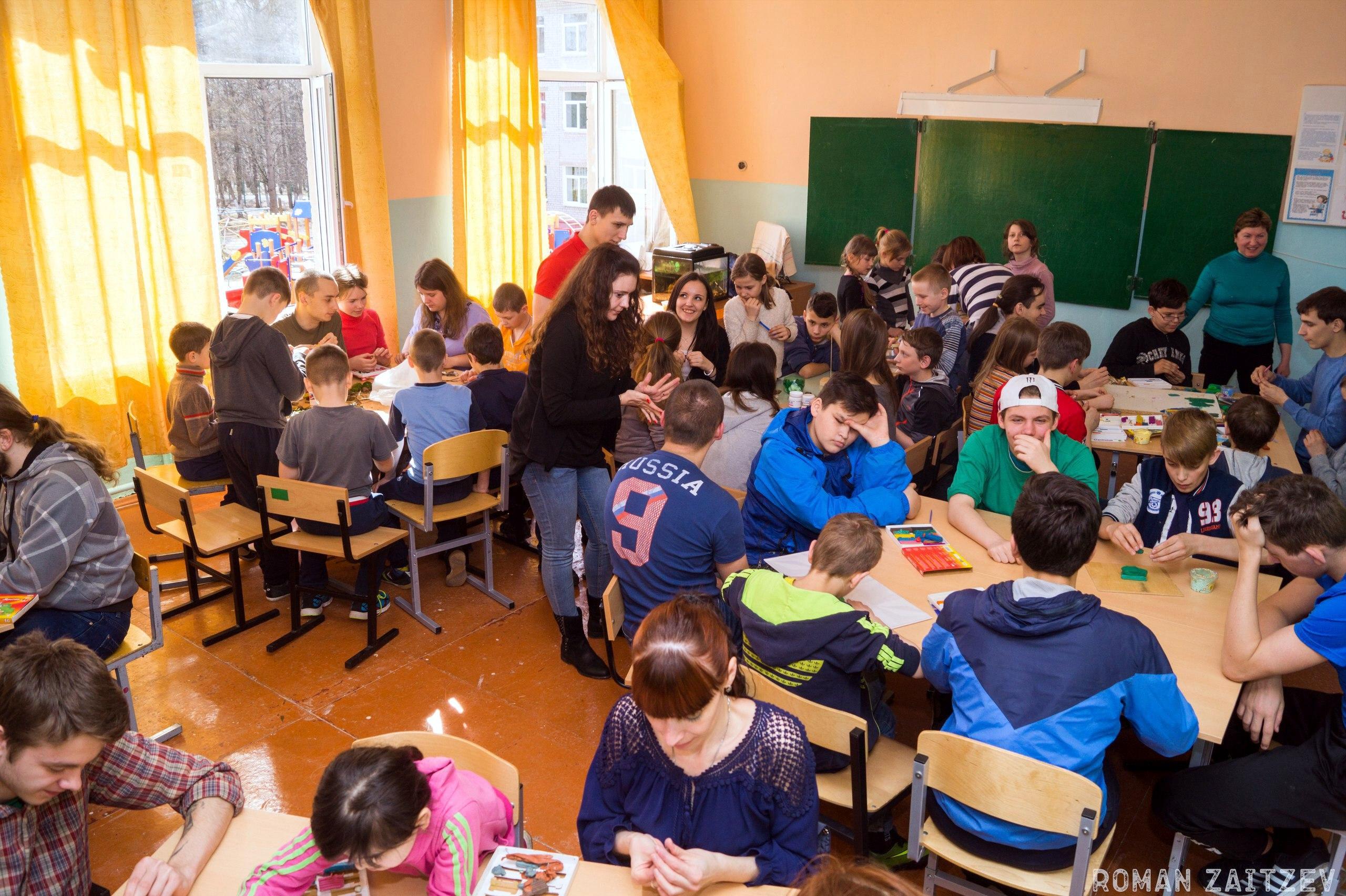 Что такое школа-интернат для детей?
