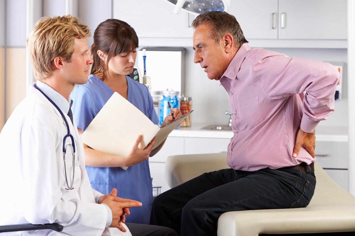 Хроническая болезнь что такое