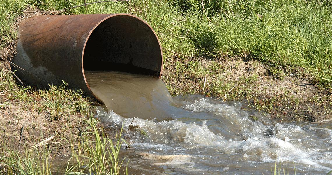 Сточные воды — википедия
