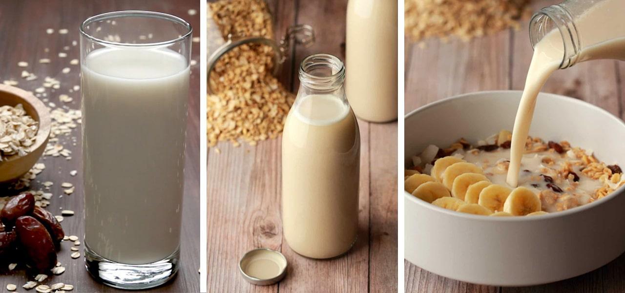 Растительное молоко: польза, особенности, обзоры видов, рецепты