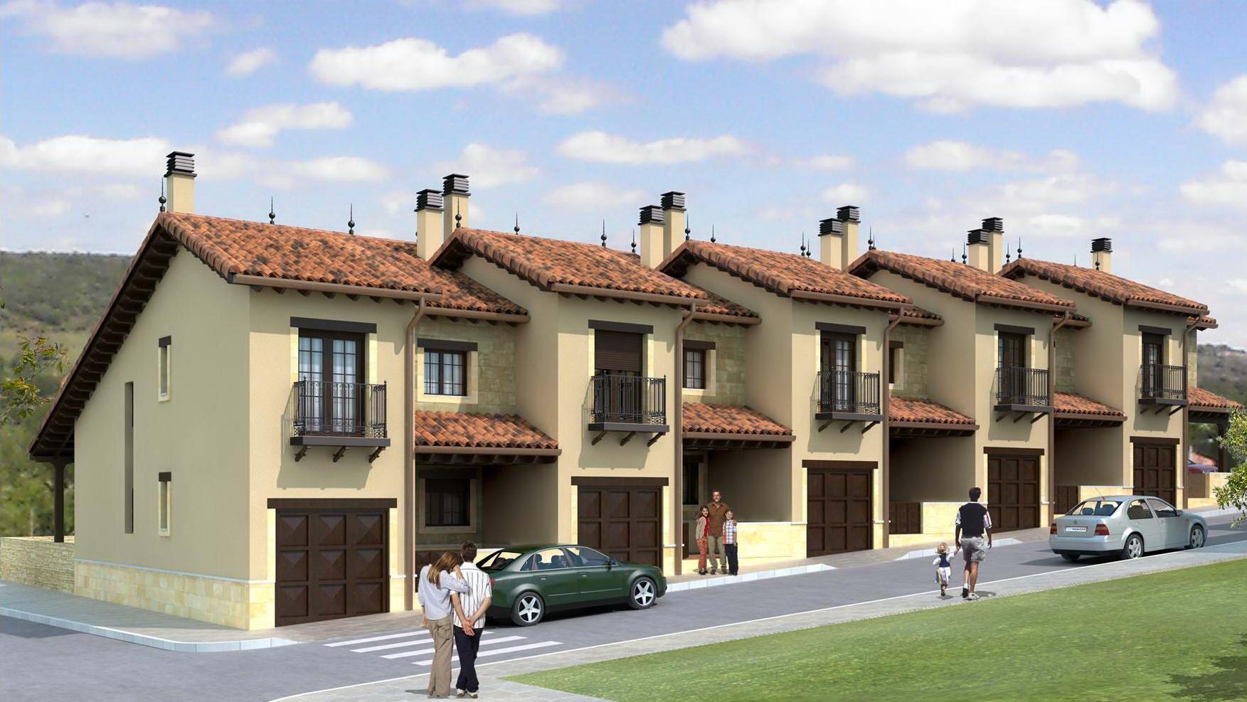 Что такое таунхаус и чем он отличается от другой жилой недвижимости?