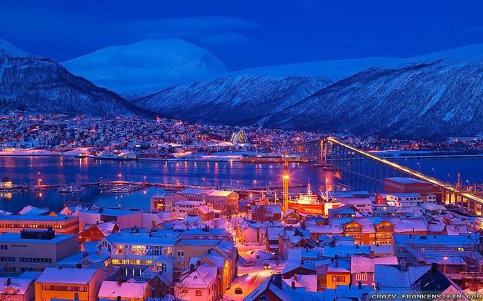 Норвегия, осло: достопримечательности интересующие туристов