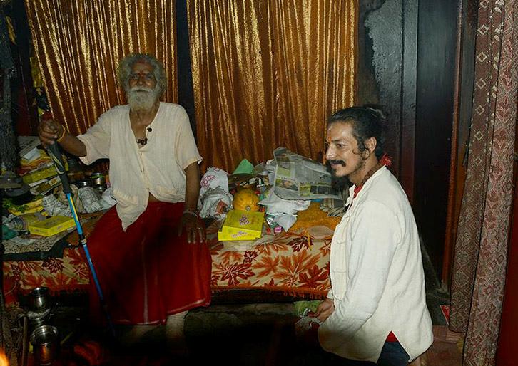 Обзор ашрамоа индии