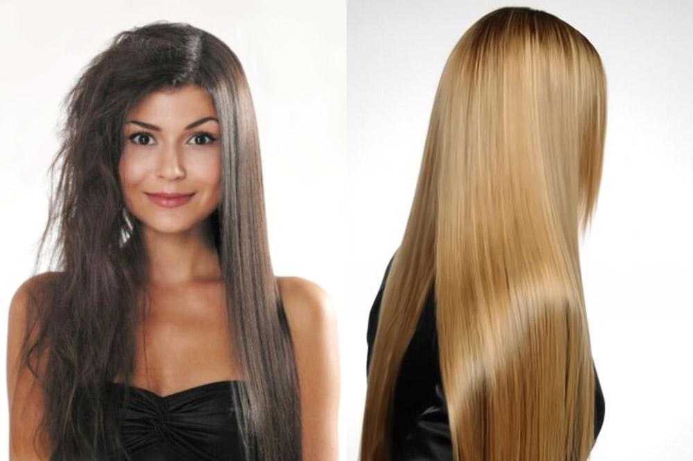 Чем отличается и что лучше нанопластика или кератиновое выпрямление волос: особенности, цена, отзывы с фото